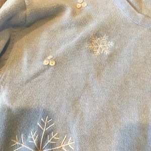 croft & barrow Sweaters - ❄️ Snowflake Holiday Sweater ❄️